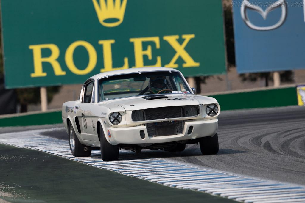 Chevrolet Corvette - Chassis: 40867S121081 - Driver: Frank Zucchi  - 2016 Monterey Motorsports Reunion
