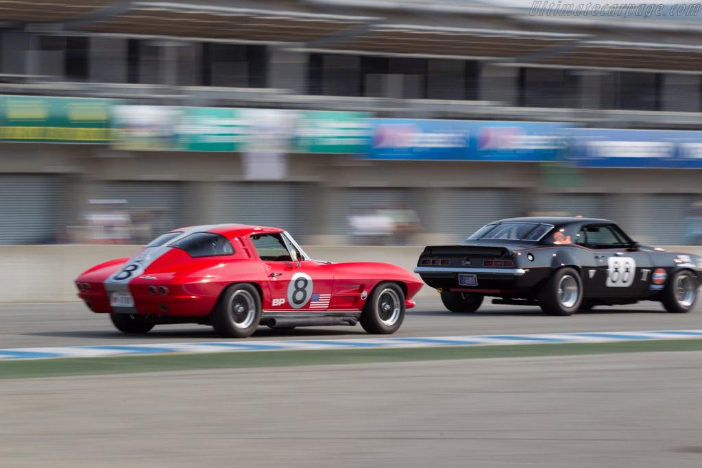 Chevrolet Corvette - Chassis: 40867S106991 - Driver: Daniel Haney  - 2016 Monterey Motorsports Reunion