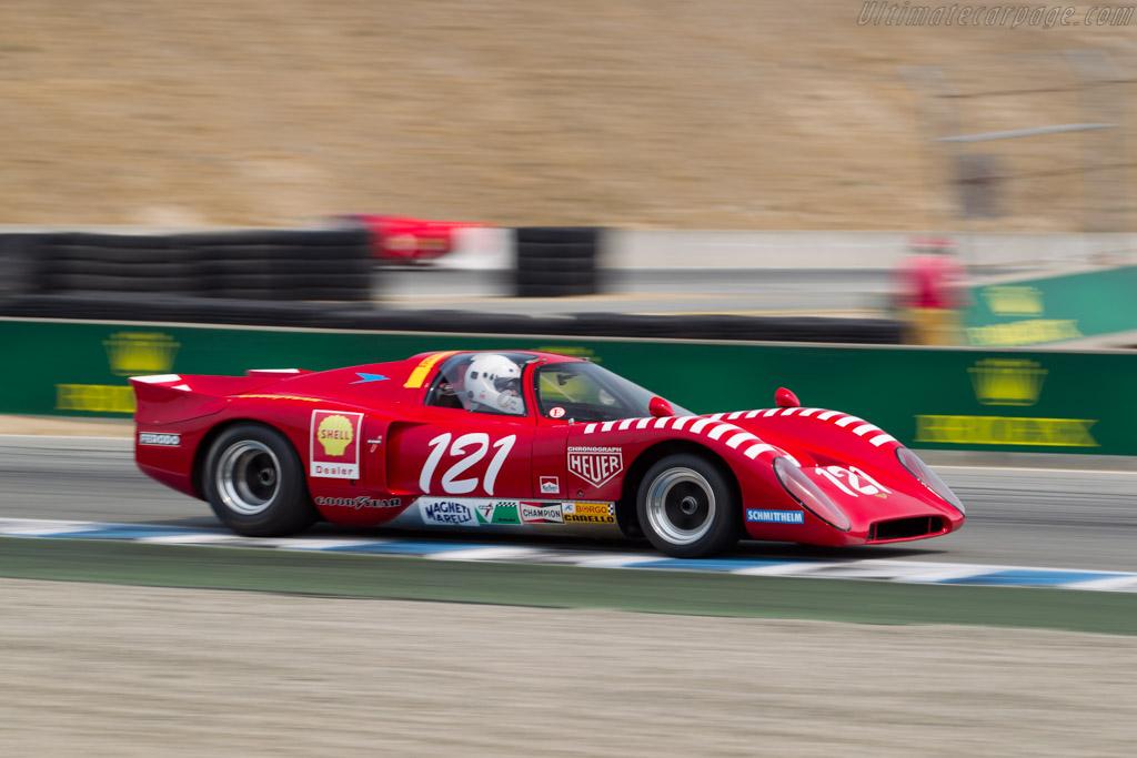 Chevron B16  - Entrant / Driver Karim Marouf  - 2016 Monterey Motorsports Reunion
