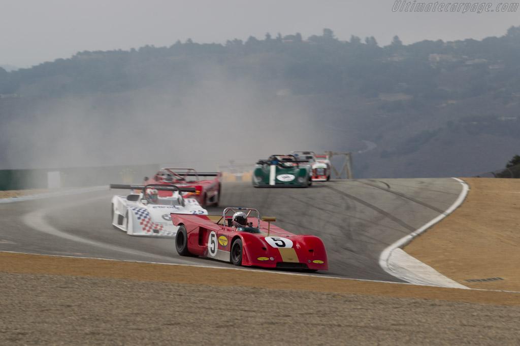 Chevron B19 - Chassis: B19-71-24 - Driver: Alex MacAllister  - 2016 Monterey Motorsports Reunion
