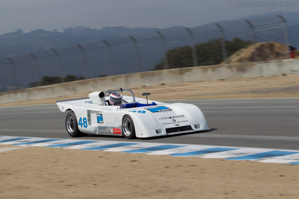 Chevron B21 - Chassis: B21-72-12 - Driver: Dennis Singleton  - 2016 Monterey Motorsports Reunion