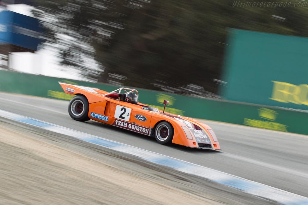 Chevron B23 - Chassis: B23-72-02 - Driver: Duncan Dayton  - 2016 Monterey Motorsports Reunion