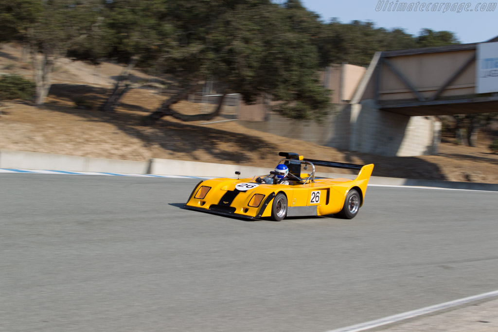 Chevron B26 - Chassis: B26-74-03 - Driver: Gray Gregory  - 2016 Monterey Motorsports Reunion