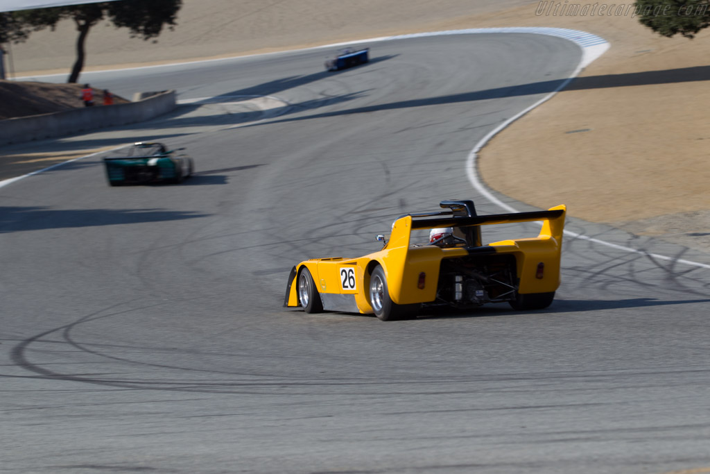 Chevron B26 - Chassis: B26-74-03 - Driver: Gray Gregory  - 2016 Monterey Motorsports Reunion