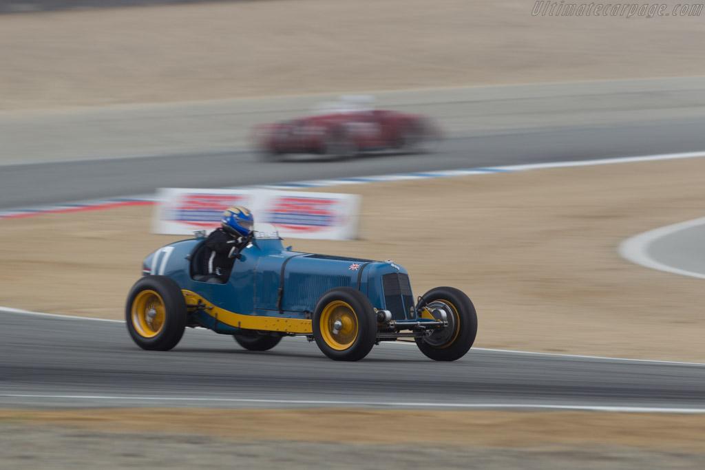 ERA R2B - Chassis: R2B - Entrant / Driver Greg Whitten  - 2016 Monterey Motorsports Reunion