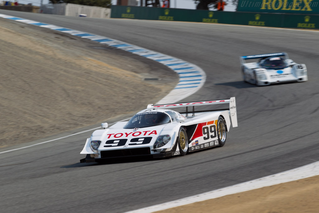 Eagle MkIII GTP - Chassis: WFO-91-004 - Driver: Charles Nearburg  - 2016 Monterey Motorsports Reunion