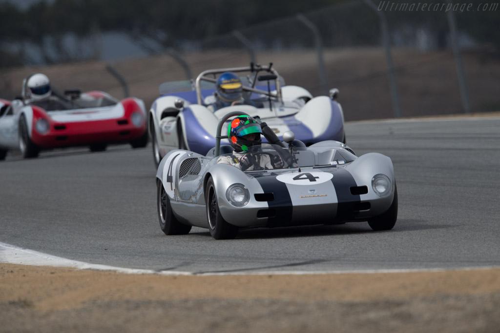 Elva Porsche Mk7 - Chassis: 70/069 - Driver: Gunnar Jeannette  - 2016 Monterey Motorsports Reunion