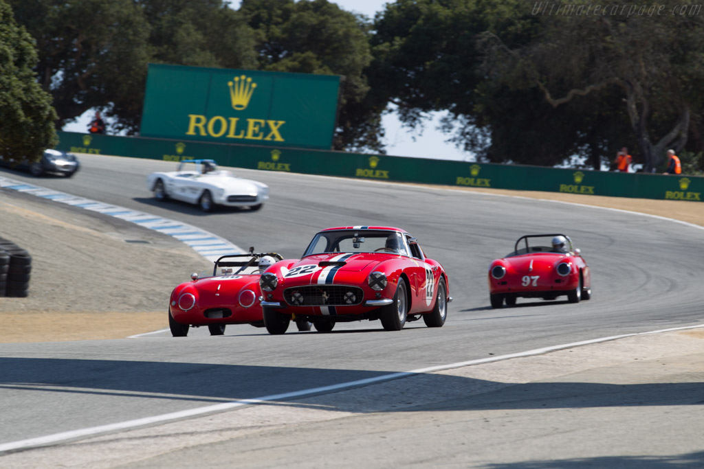 Ferrari 250 GT SWB - Chassis: 2291GT - Entrant / Driver Robert Bodin  - 2016 Monterey Motorsports Reunion
