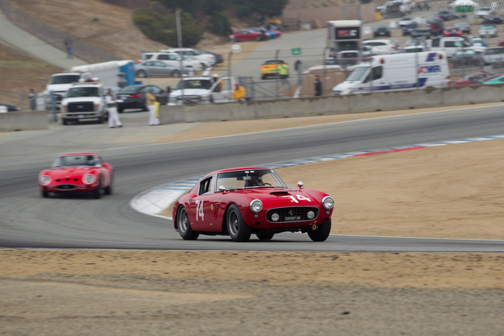 Ferrari 250 GT SWB - Chassis: 2701GT - Entrant / Driver Ned Spieker  - 2016 Monterey Motorsports Reunion