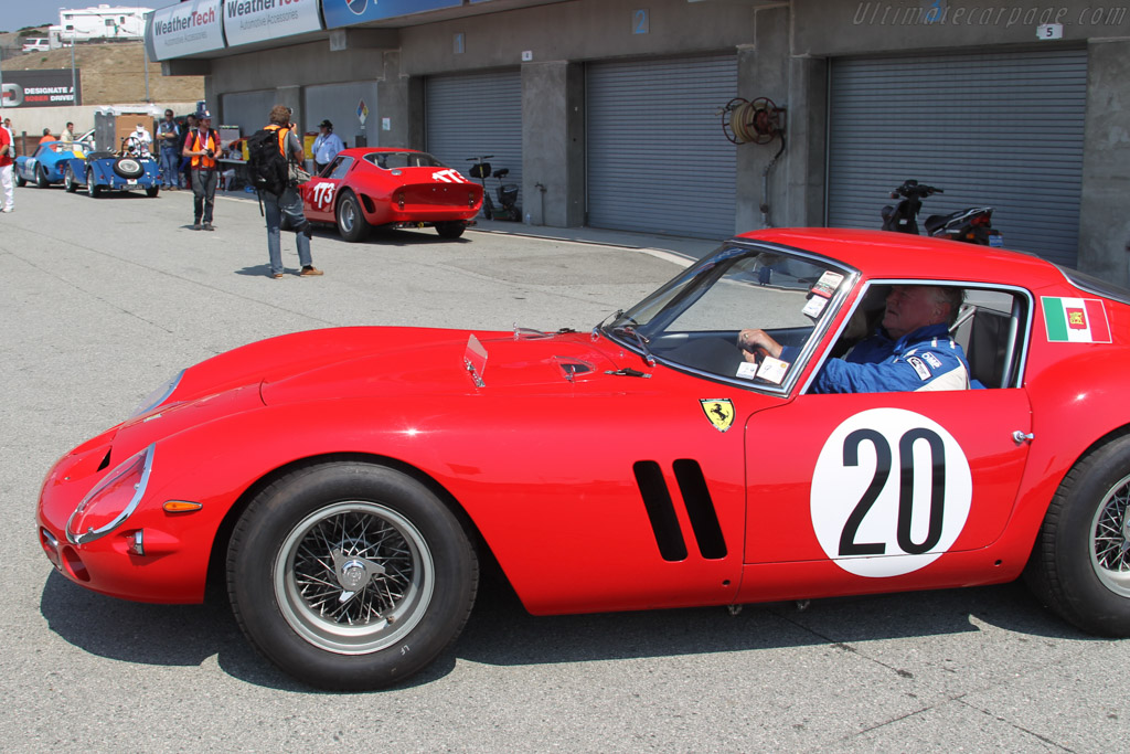 Ferrari 250 GTO - Chassis: 4757GT - Entrant / Driver Tom Price  - 2016 Monterey Motorsports Reunion