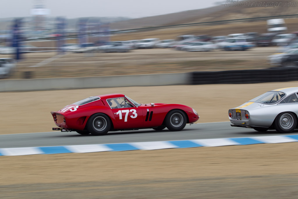 Ferrari 250 GTO - Chassis: 3607GT - Entrant / Driver Dyke Ridgley - 2016 Monterey Motorsports Reunion