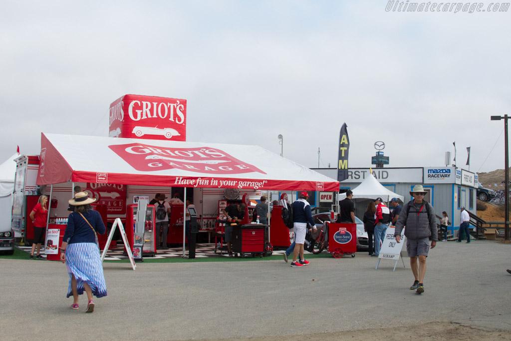 Griot's Garage    - 2016 Monterey Motorsports Reunion