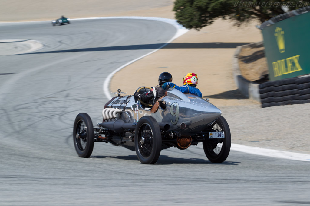 Hall-Scott The Four-A-7A - Chassis: 835 - Entrant / Driver Dick Deluna  - 2016 Monterey Motorsports Reunion