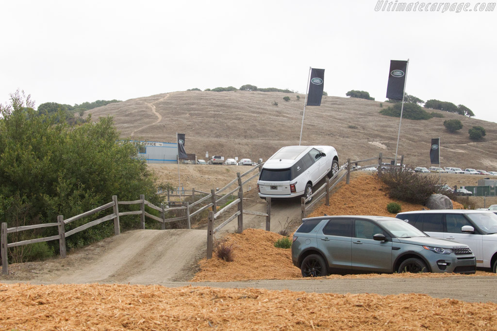 Land Rover driving experience    - 2016 Monterey Motorsports Reunion