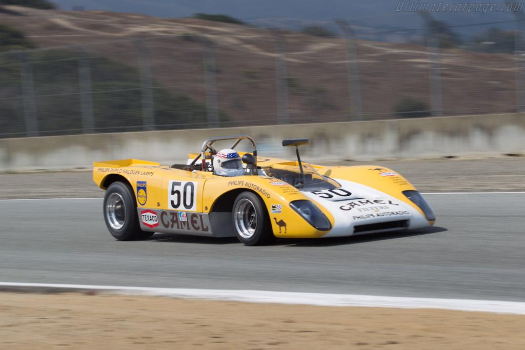 Lola T212 - Chassis: HU26 - Driver: John Delane  - 2016 Monterey Motorsports Reunion
