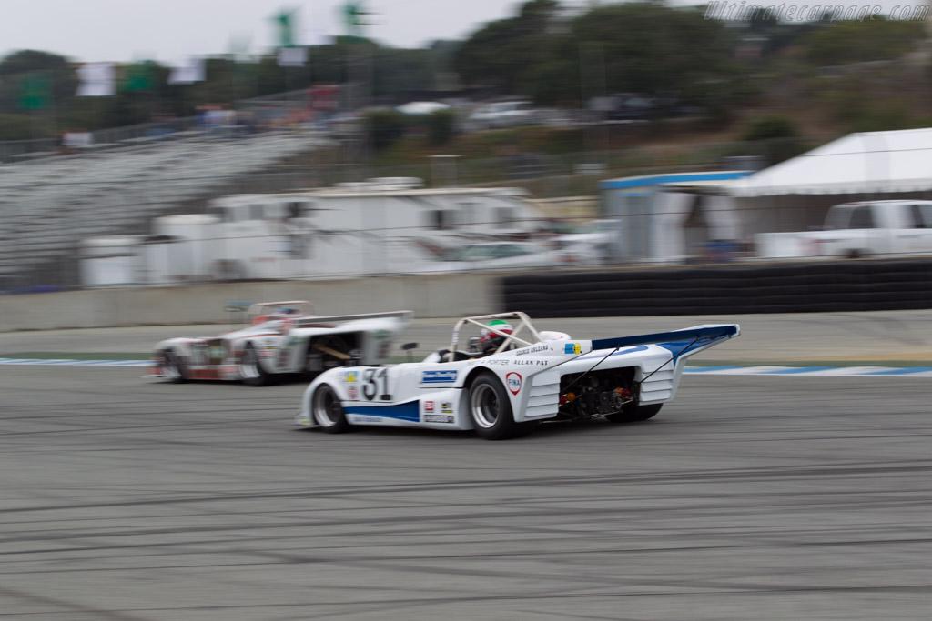 Lola T297 - Chassis: HU91 - Driver: Mark Colbert  - 2016 Monterey Motorsports Reunion