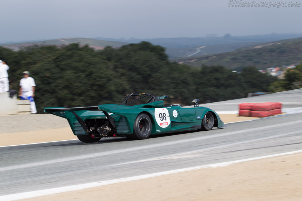 Lola T298 - Chassis: HU95 - Driver: James Farley  - 2016 Monterey Motorsports Reunion