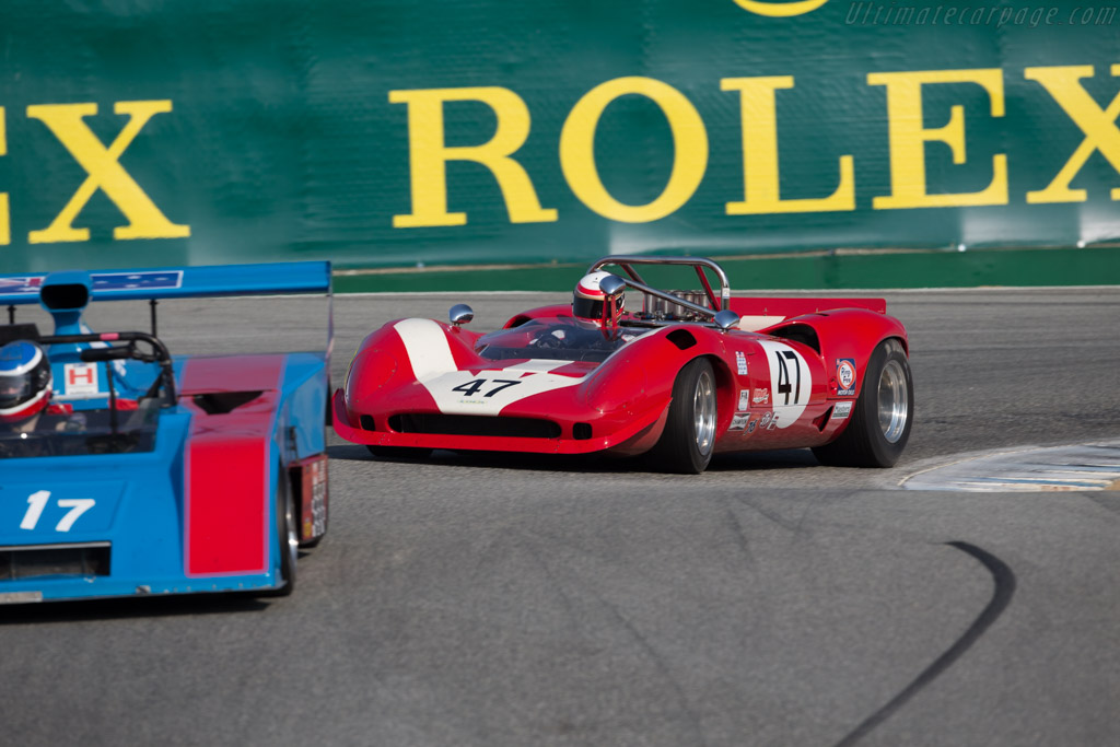 Lola T70 Mk3B - Chassis: SL75/125 - Driver: Marc Devis  - 2016 Monterey Motorsports Reunion