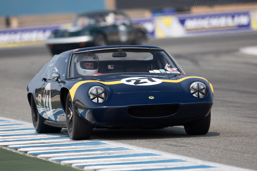 Lotus 47 - Chassis: 47-GT-09 - Driver: Jay Embree  - 2016 Monterey Motorsports Reunion