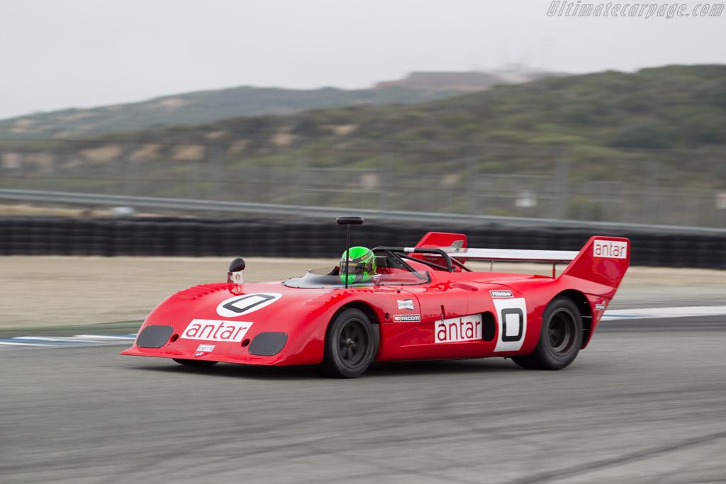March 73S - Chassis: 17 - Driver: Keita Tanaka  - 2016 Monterey Motorsports Reunion