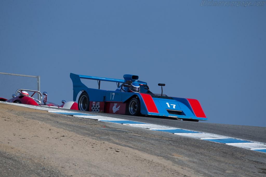 Matich SR3 - Chassis: SR3/3 - Driver: Jim Freeman  - 2016 Monterey Motorsports Reunion