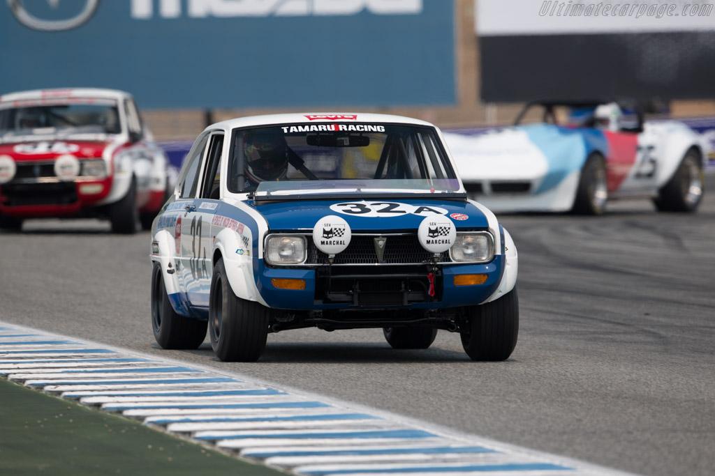 Mazda R100 - Chassis: M10-51065 - Driver: Ikuo Maeda  - 2016 Monterey Motorsports Reunion
