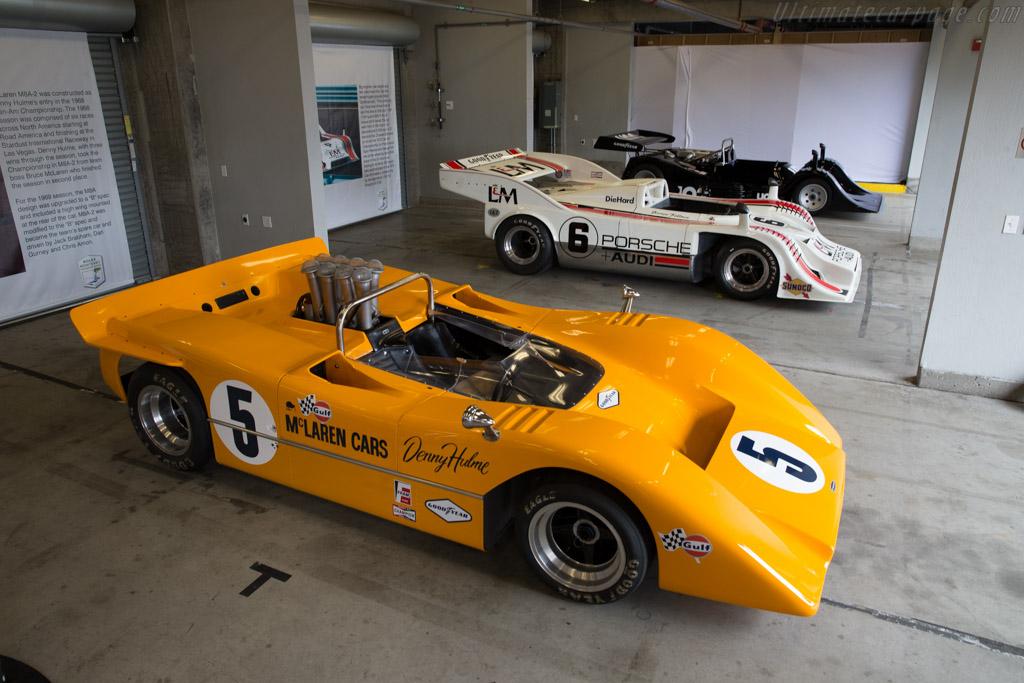 McLaren M8A Chevrolet - Chassis: M8A/2   - 2016 Monterey Motorsports Reunion