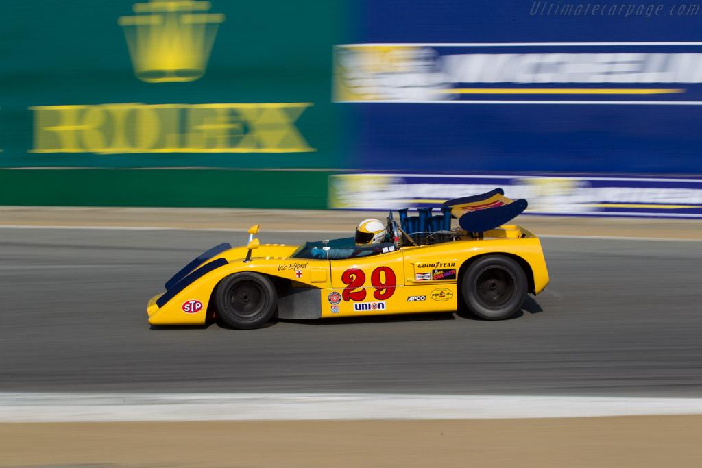 McLaren M8E - Chassis: M8E-80-04 - Driver: Duncan MacKellar  - 2016 Monterey Motorsports Reunion