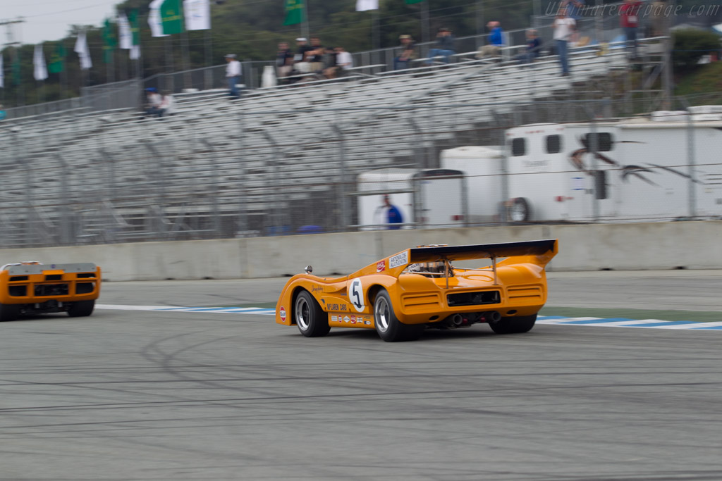 McLaren M8F - Chassis: M8F/2 - Driver: Chris MacAllister  - 2016 Monterey Motorsports Reunion