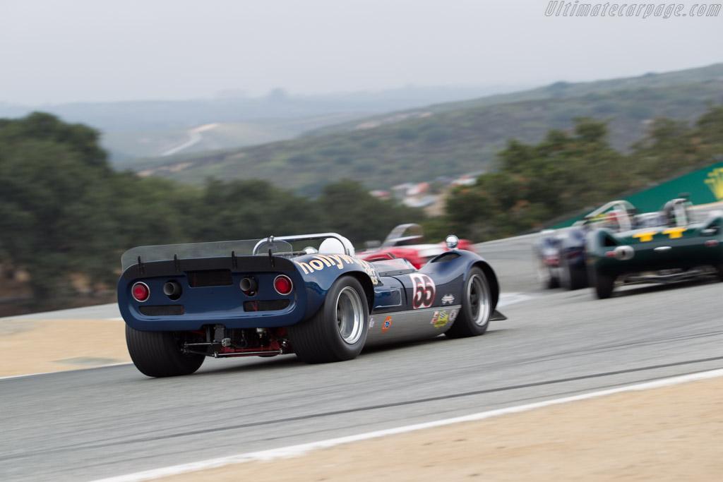 McLaren Mk1A - Chassis: 20-09 - Driver: Erik Haga  - 2016 Monterey Motorsports Reunion