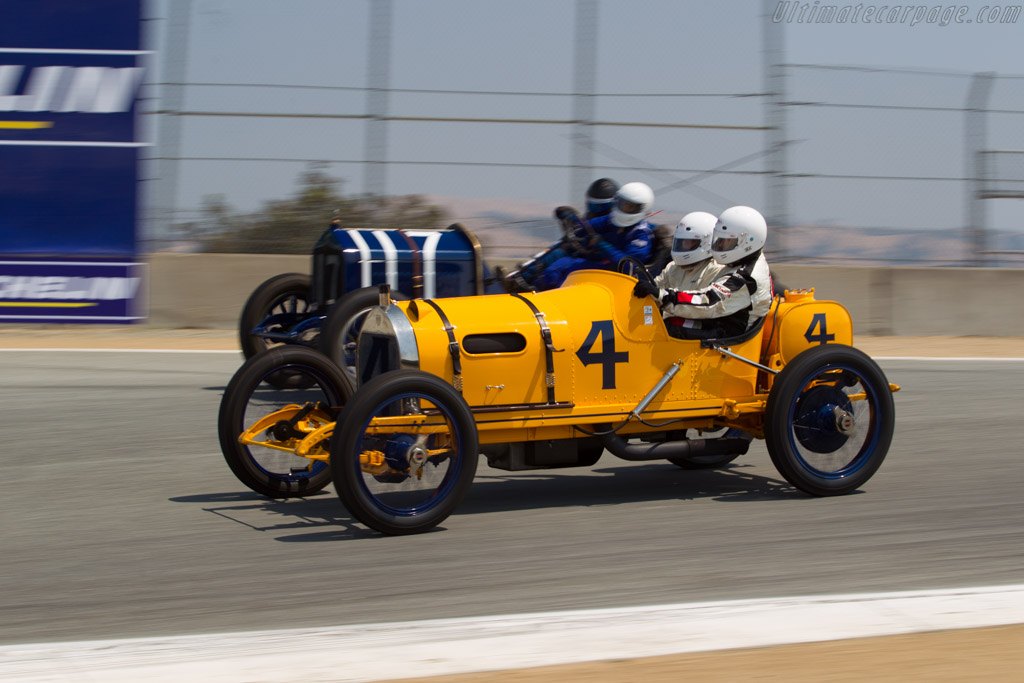 Mercer 45 - Chassis: 905 - Entrant / Driver George Wingard - 2016 Monterey Motorsports Reunion