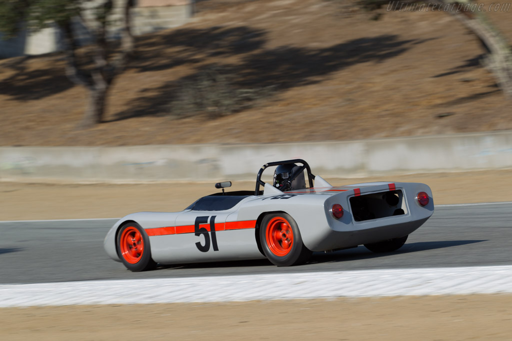 PBS MkIV - Chassis: 010 - Driver: Neal Rupp  - 2016 Monterey Motorsports Reunion