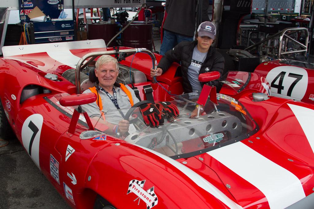 Pieter Melissen    - 2016 Monterey Motorsports Reunion
