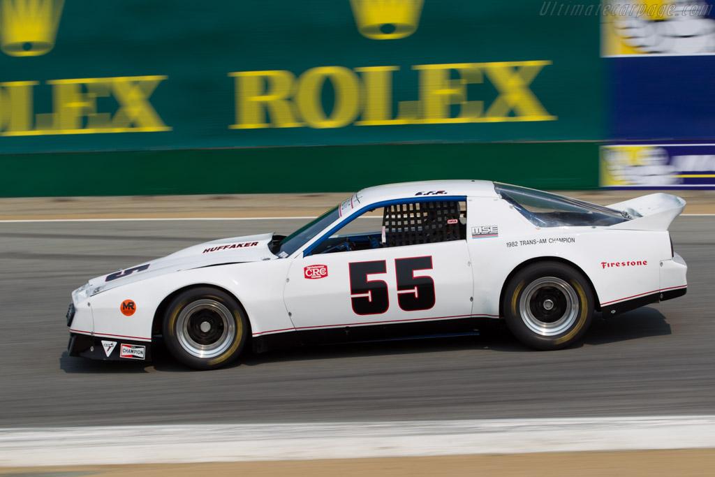 Pontiac Transam - Chassis: 001 - Driver: David Doyal  - 2016 Monterey Motorsports Reunion