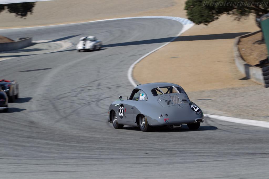 Porsche 356 - Chassis: 51094 - Driver: Ron Goodman  - 2016 Monterey Motorsports Reunion
