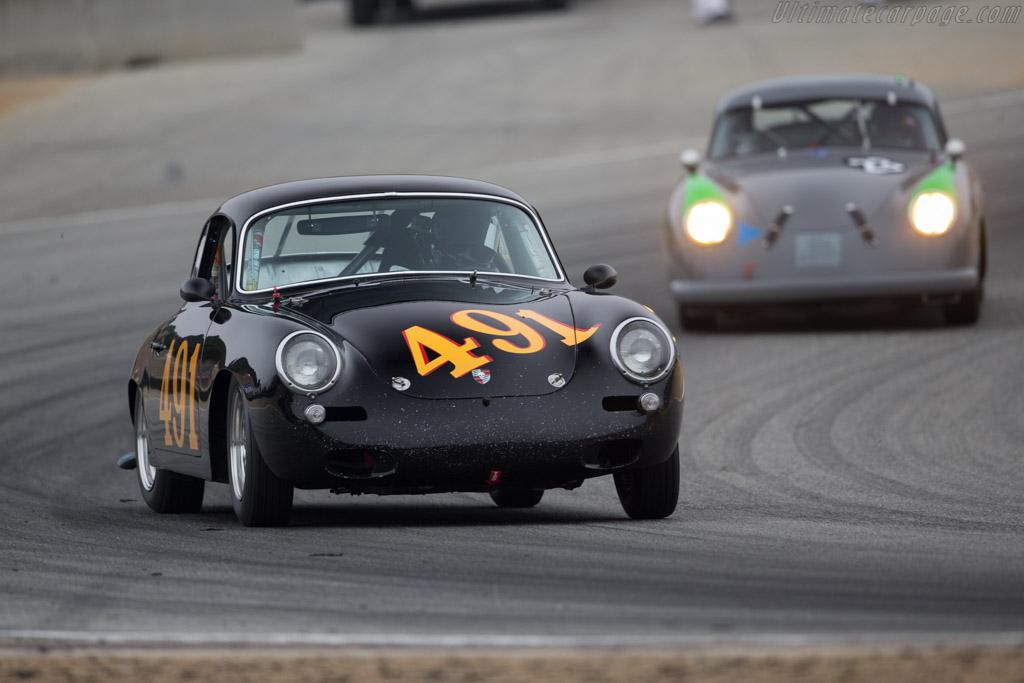 Porsche 356B - Chassis: 211519 - Entrant / Driver Alec Hugo  - 2016 Monterey Motorsports Reunion