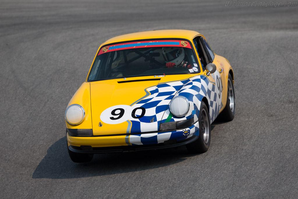 Porsche 911/2 - Chassis: 460134 - Driver: Gilbert Hakim  - 2016 Monterey Motorsports Reunion