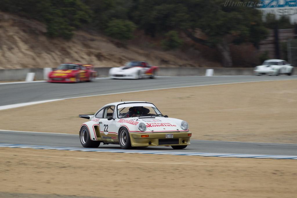 Porsche 911 RSR - Chassis: 911 460 9087 - Entrant: David MacNeil - Driver: Gunnar Jeannette  - 2016 Monterey Motorsports Reunion