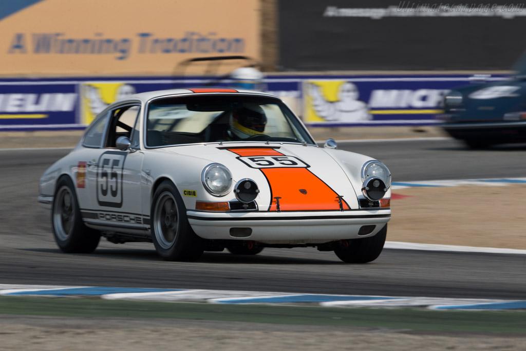 Porsche 911S - Chassis: 306178 - Driver: Frank Altamura  - 2016 Monterey Motorsports Reunion
