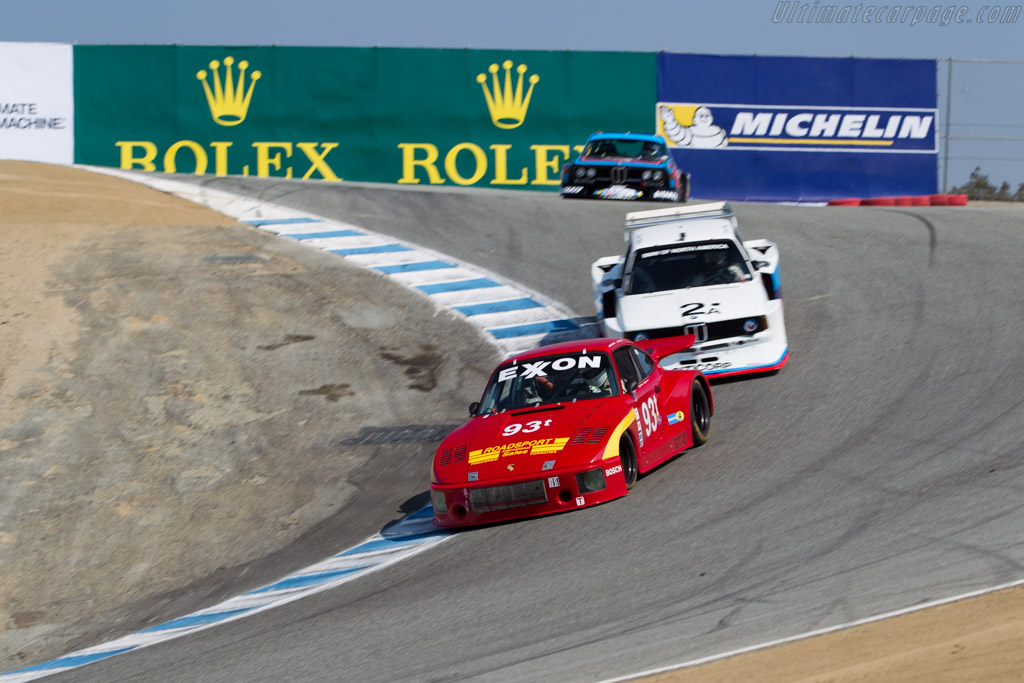 Porsche 930 Turbo - Chassis: 930 780 0262 - Driver: Jim Hendrix  - 2016 Monterey Motorsports Reunion