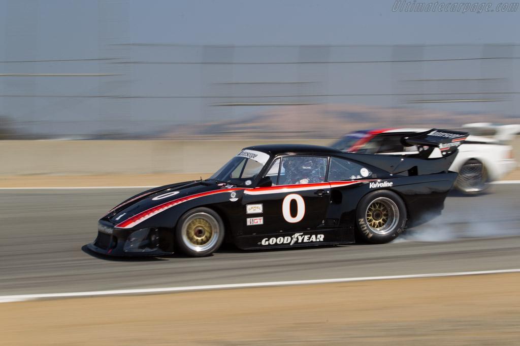 Porsche 935 - Chassis: 000 0027 - Entrant: David MacNeil - Driver: Cooper MacNeil  - 2016 Monterey Motorsports Reunion