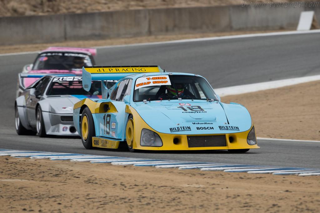 Porsche 935 - Chassis: JLP-3 - Driver: Zak Brown  - 2016 Monterey Motorsports Reunion