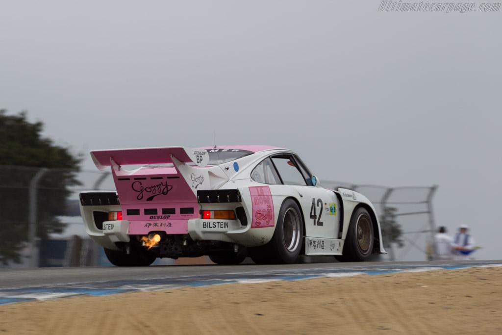 Porsche 935 K3 - Chassis: 930 670 0163 - Driver: Ranson Webster  - 2016 Monterey Motorsports Reunion