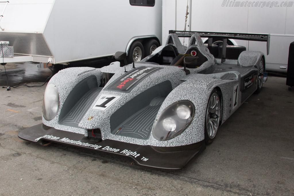 Porsche RS Spyder - Chassis: 9R6 706   - 2016 Monterey Motorsports Reunion