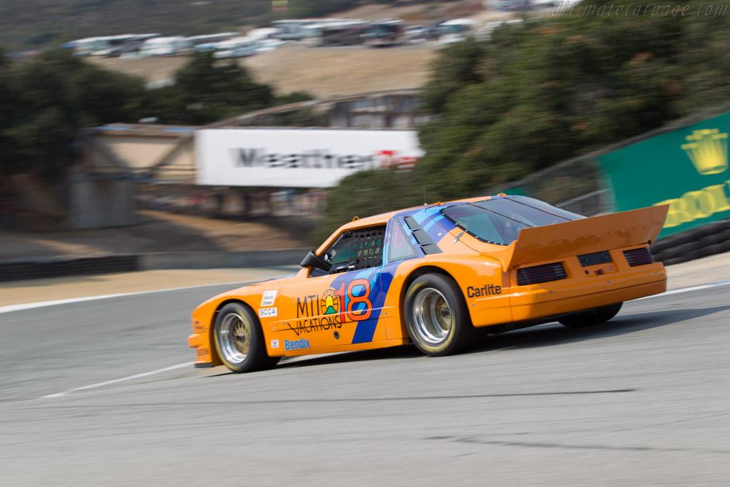 Roush Mercury Capri - Chassis: 007 - Driver: Kenneth Davis  - 2016 Monterey Motorsports Reunion