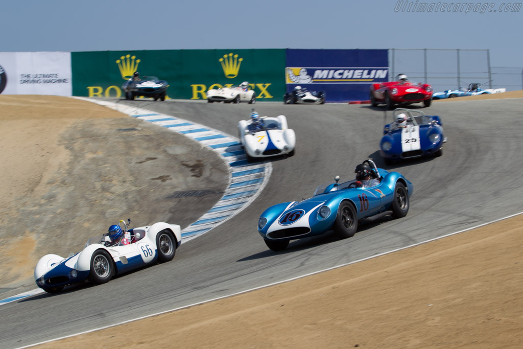 Scarab Mk1 - Chassis: 001 - Entrant / Driver David Swig  - 2016 Monterey Motorsports Reunion