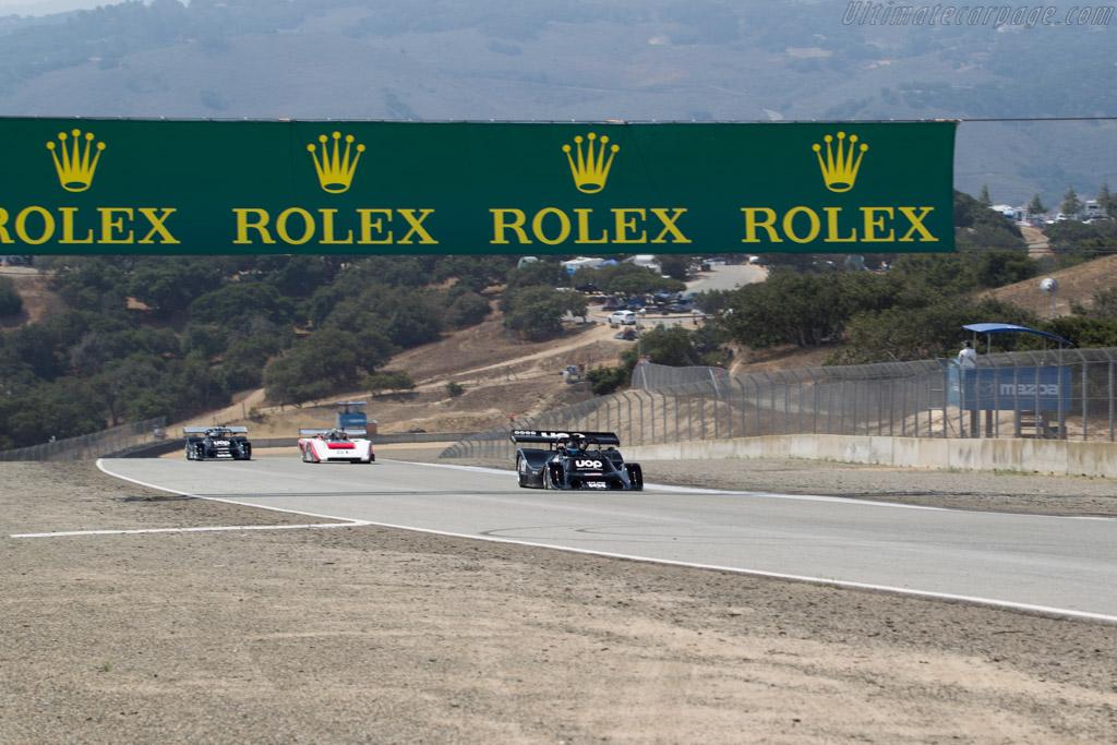 Shadow DN4 - Chassis: DN4-1A - Driver: Kirt Bennett  - 2016 Monterey Motorsports Reunion
