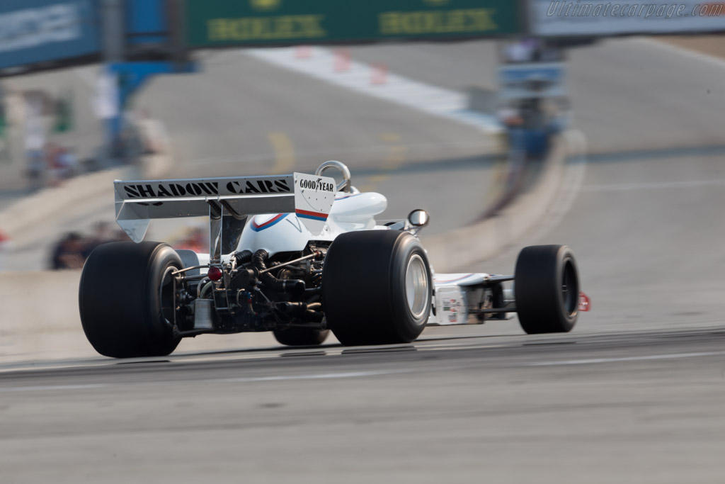 Shadow DN8 - Chassis: DN8-2A - Driver: Bob Earl  - 2016 Monterey Motorsports Reunion