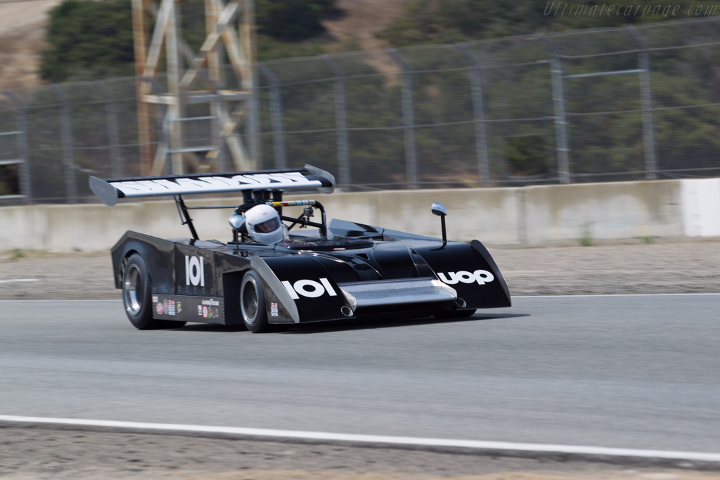 Shadow Mk II - Chassis: 71-3 - Driver: Dennis Losher  - 2016 Monterey Motorsports Reunion