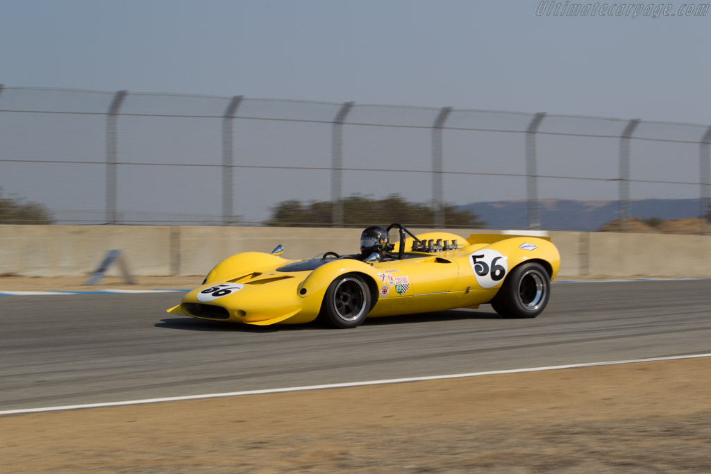 Shelby King Cobra - Chassis: T10-002 - Driver: Greg Mitchell  - 2016 Monterey Motorsports Reunion